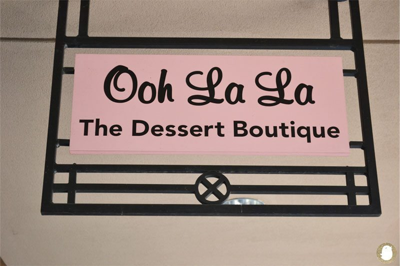 ooh la la dessert boutique
