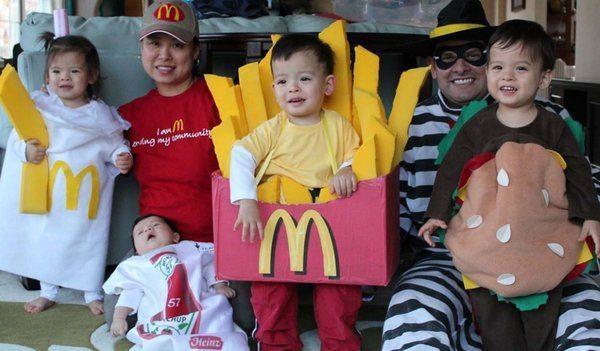 mcdonalds family