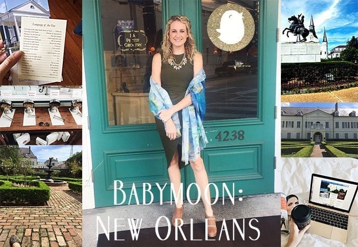 Babymoon: New Orleans | Baby Chick