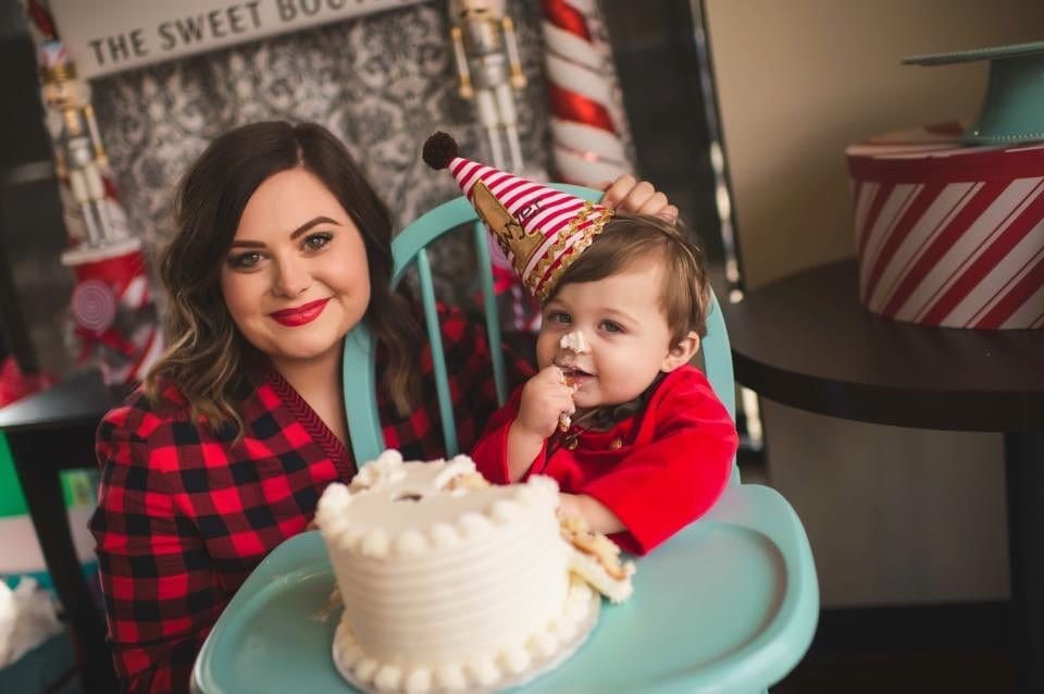 A Sugar Plum Shoppe Birthday Soirée | Baby Chick