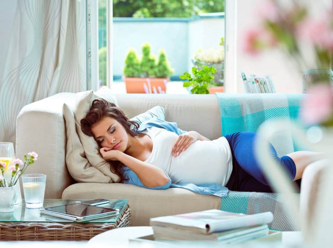 7 Tips for Battling Pregnancy Fatigue | Baby Chick