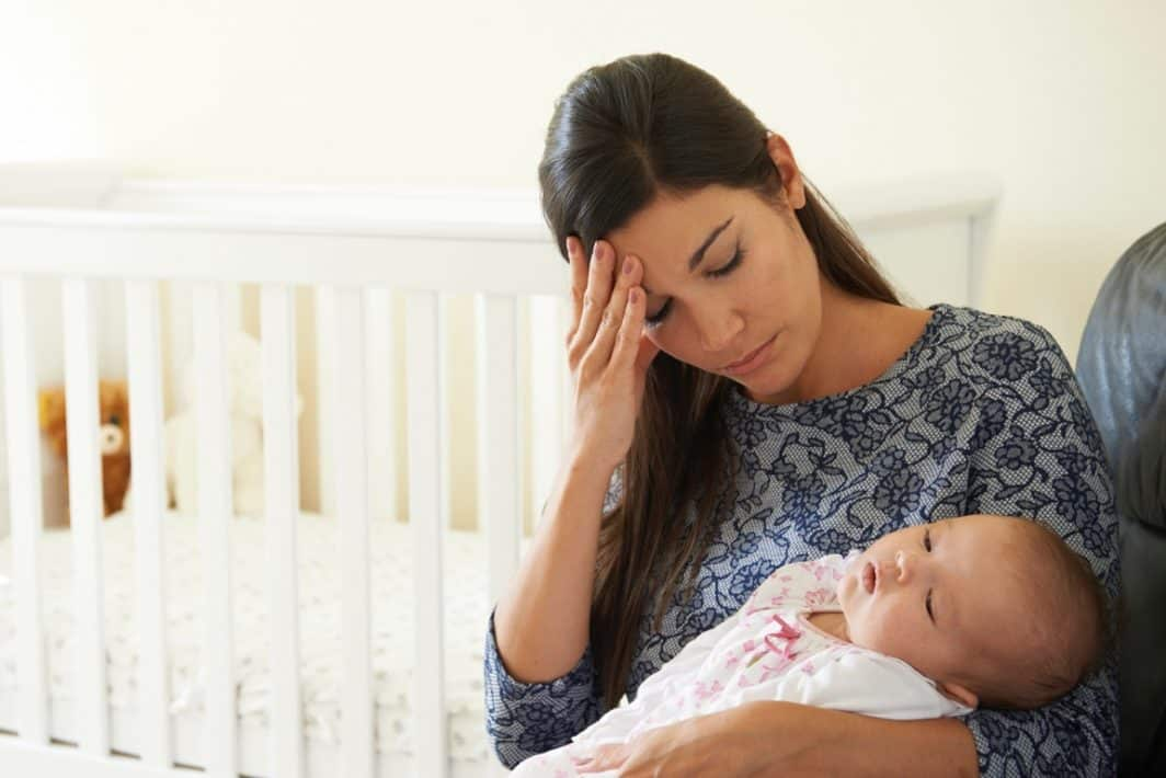 How to Recognize and Treat Baby Blues vs. Postpartum Depression | Baby Chick
