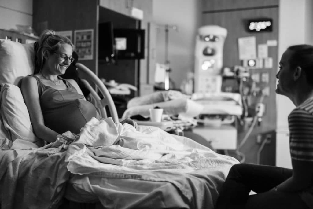 The Power of Birth Photography