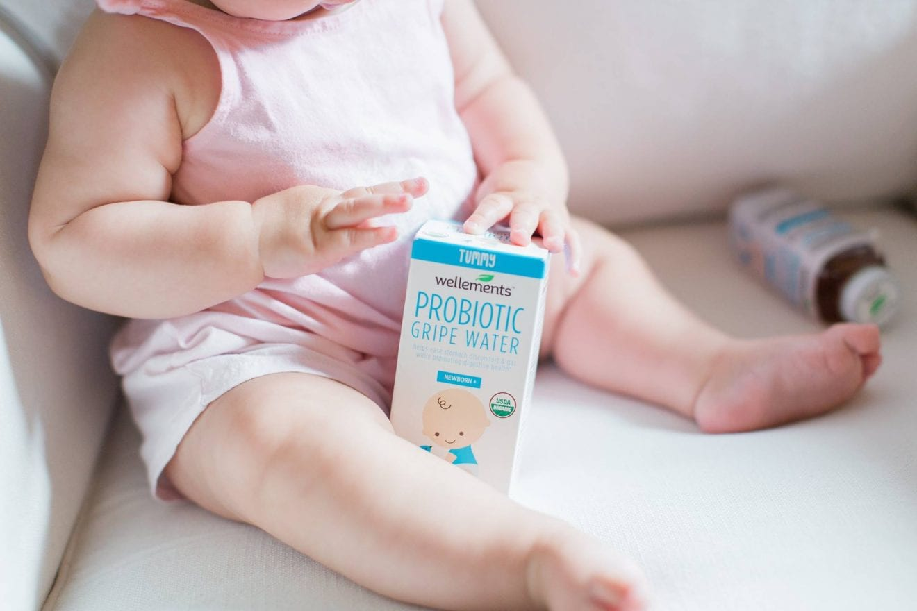 Quit Your Griping with Probiotic Gripe Water   Baby Chick