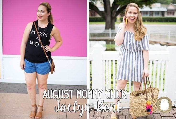 august mommy chick of the month 2016, jaclyn kent, mommy chick