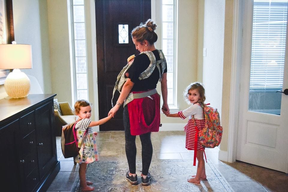 Surviving Three Under Four: Tips for Getting Out and About Without Losing Your Mind