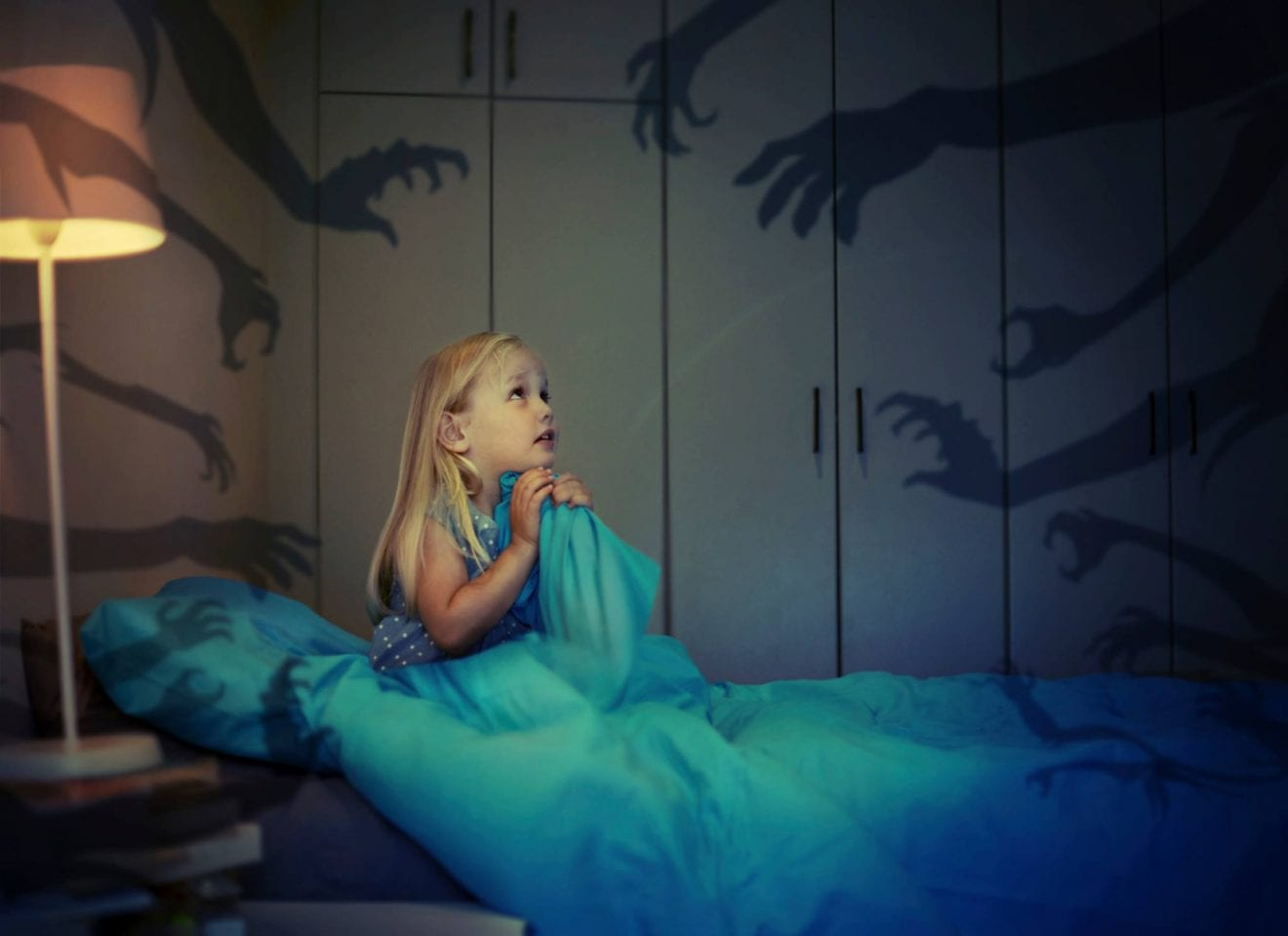 9 Tips for Dealing With Your Child's Nightmares | Baby Chick