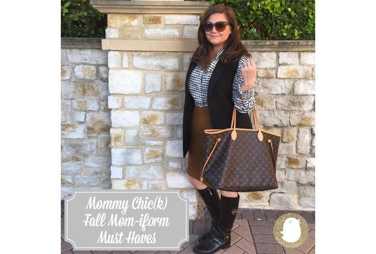mom style, mom fashion, baby chick, cute outfits, blogger style
