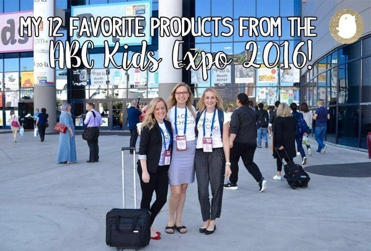 best products at abc kids expo 2016, favorite products, chick picks, baby chick