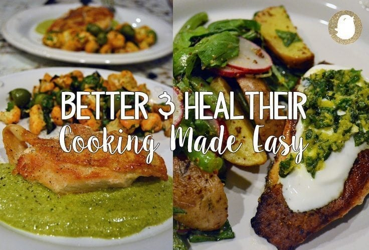 easy cooking, meal prep, healthy meals for the family, meals at your door, baby chick