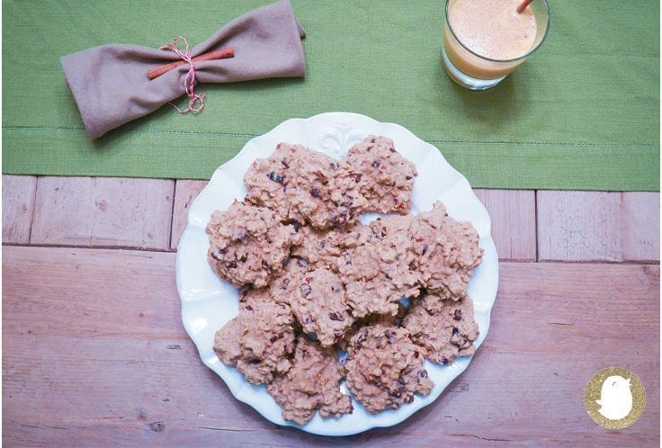 Lactation Cookies With a Holiday Twist!