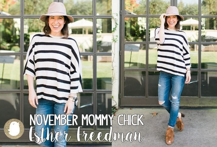 mommy chick, november mommy chick, cuteheads, the cuteness, mommy chick of the month