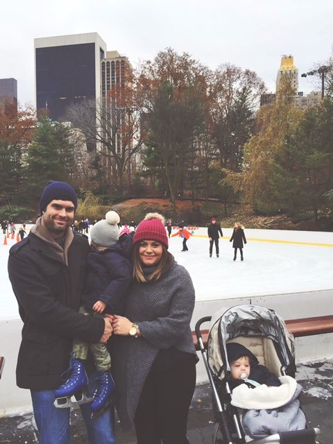 Thanksgiving, NYC, travel, Baby Chick, home away from home, holidays away