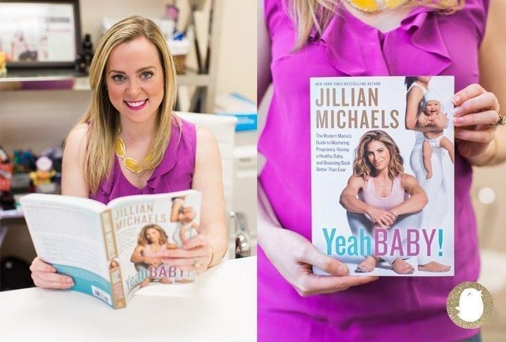 jillian michaels book, book review, interview with jillian michaels, babychick