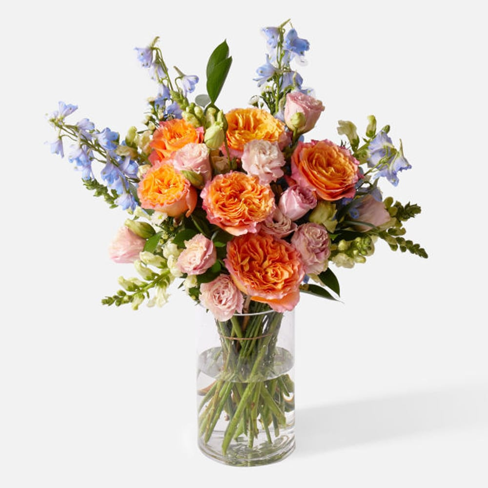 Urban Stems flower arrangement