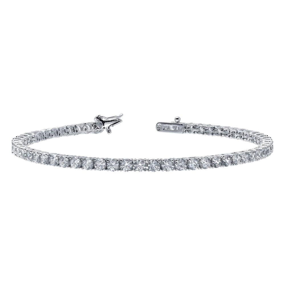 Classic Simulated Diamond Tennis Bracelet LAFONN