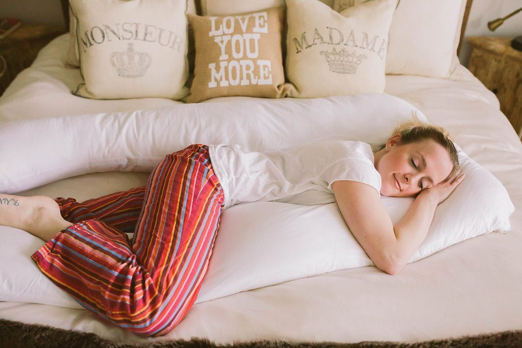 Best Sleep Positions During Pregnancy Baby Chick