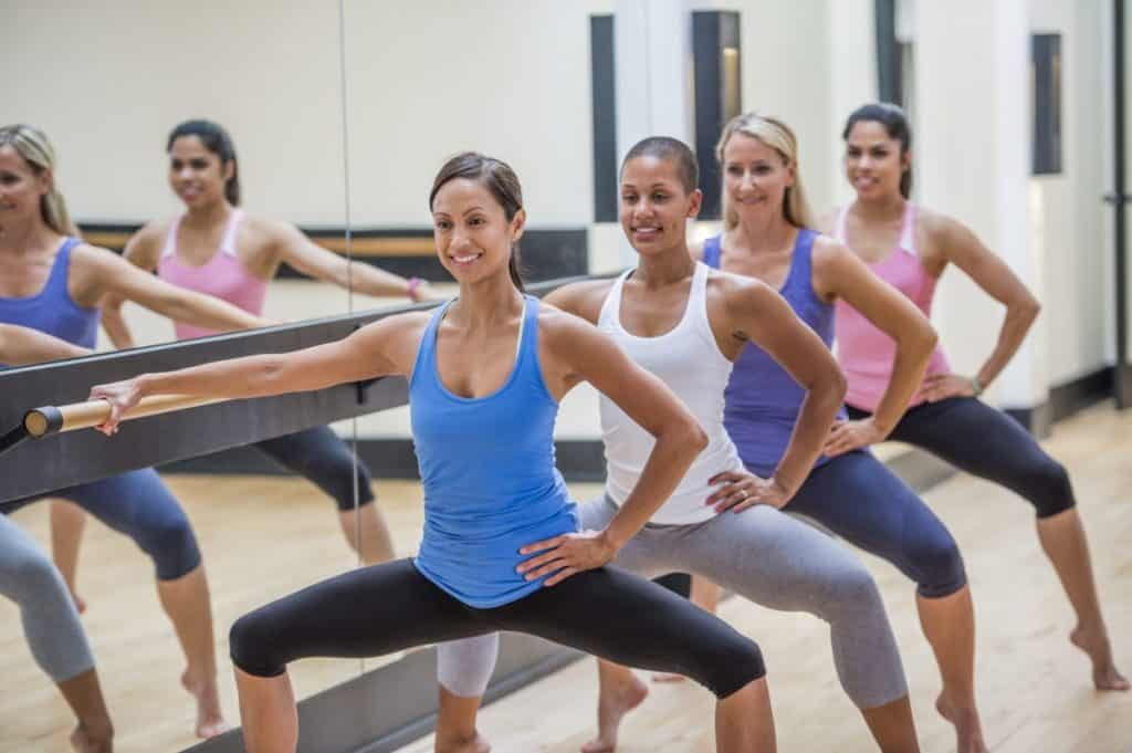 The Benefits Of Barre Classes During Pregnancy | Baby Chick