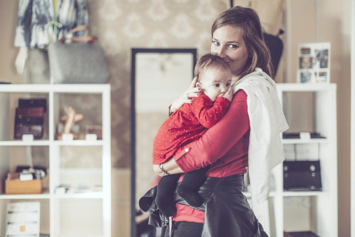 5 Things I Wish I Knew Before Becoming a Stay-at-Home Mom | Baby Chick