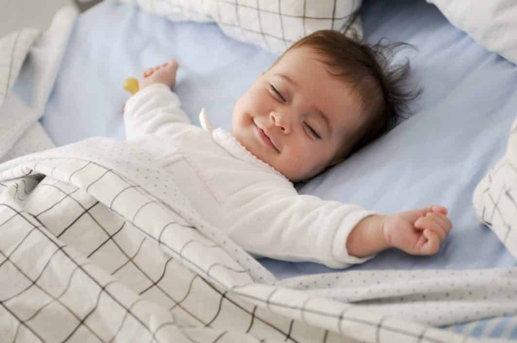 5 Tips for Helping Baby Sleep Through the Night