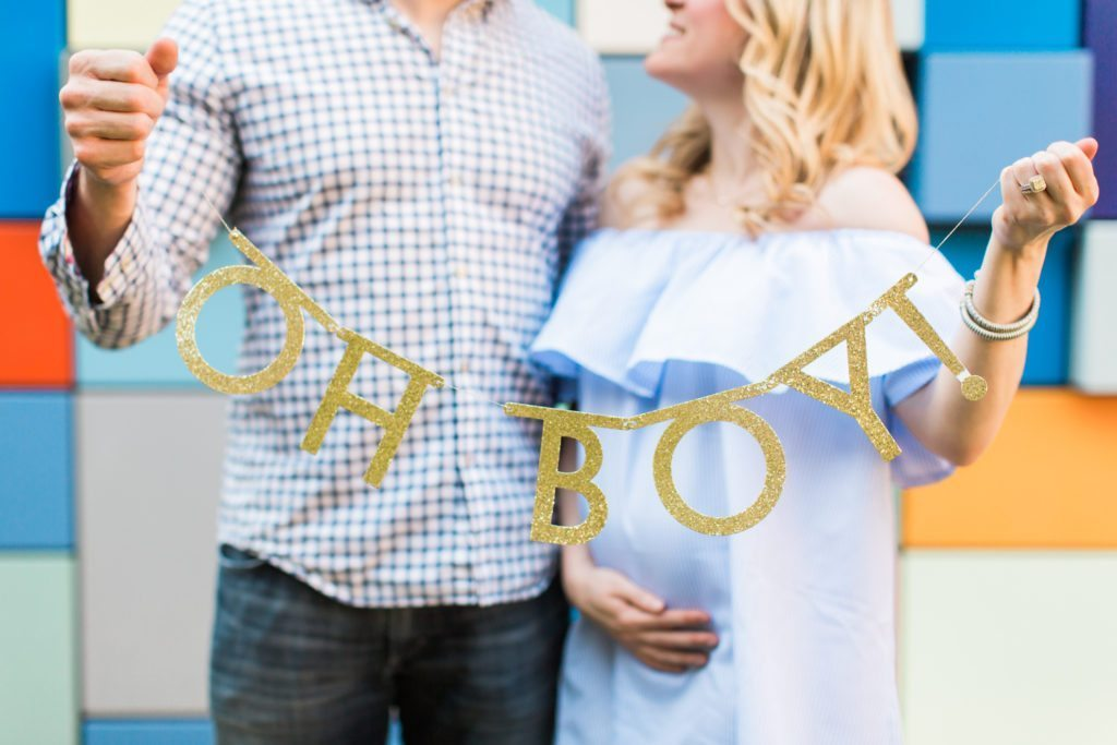 it's a boy, pregnancy announcement, gender reveal
