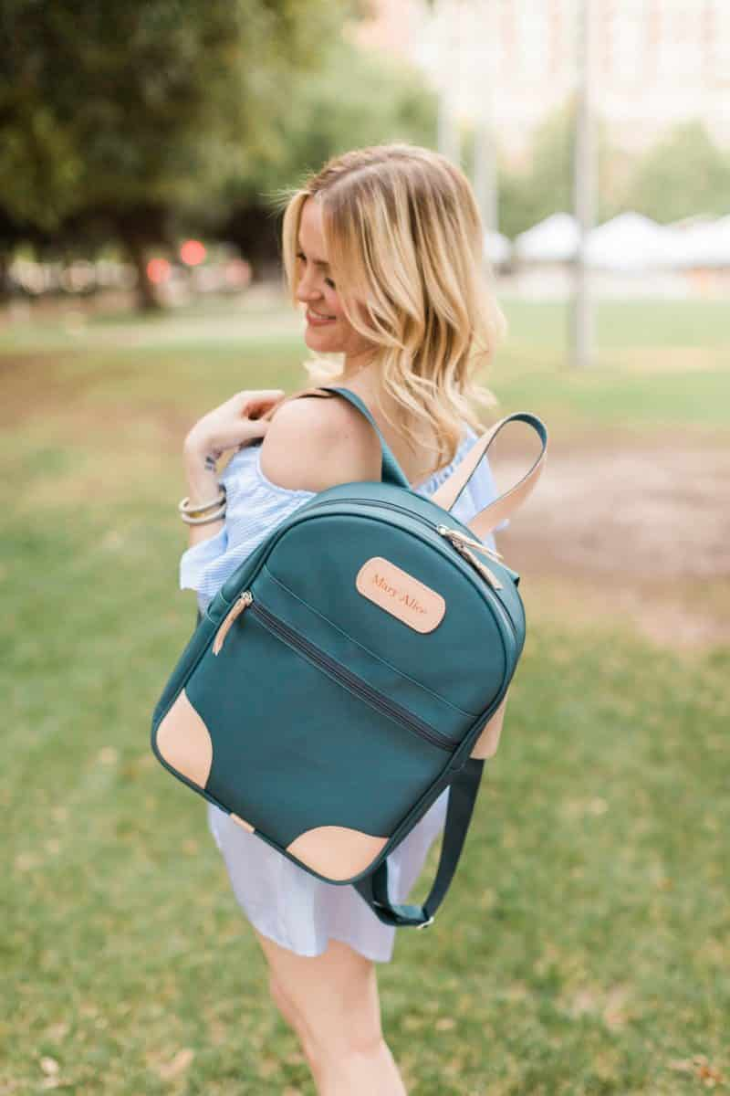 mother's day 2017 giveaway, backpack, jon hart designs