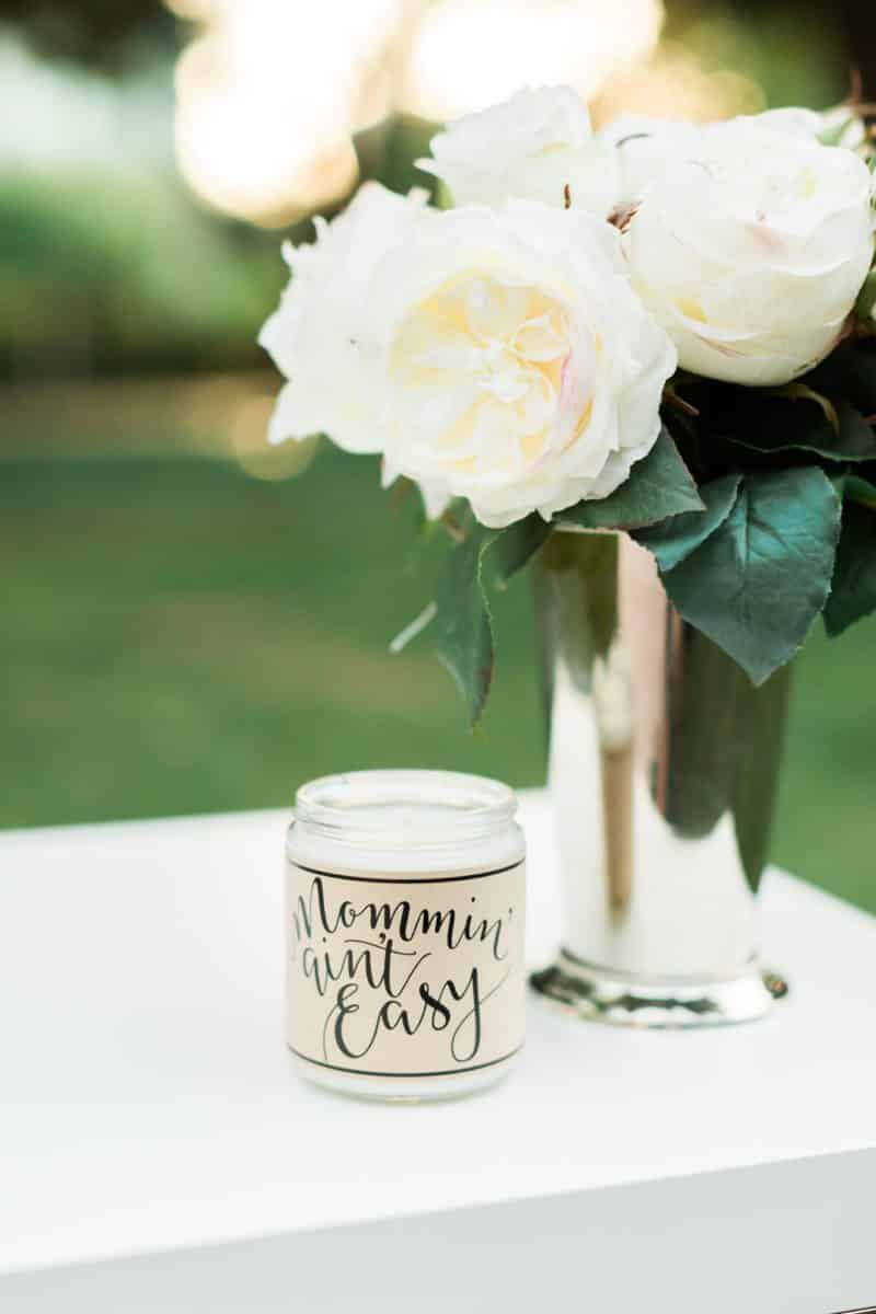 mother's day 2017 giveaway, candle, mommin' ain't easy, hello you candles
