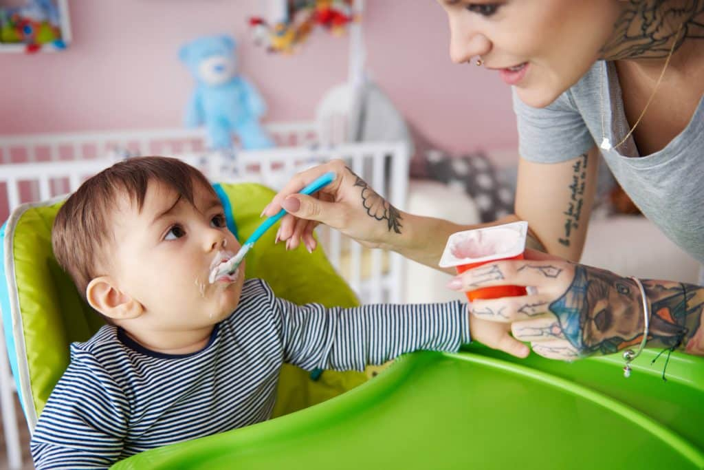 how to give probiotics to toddlers