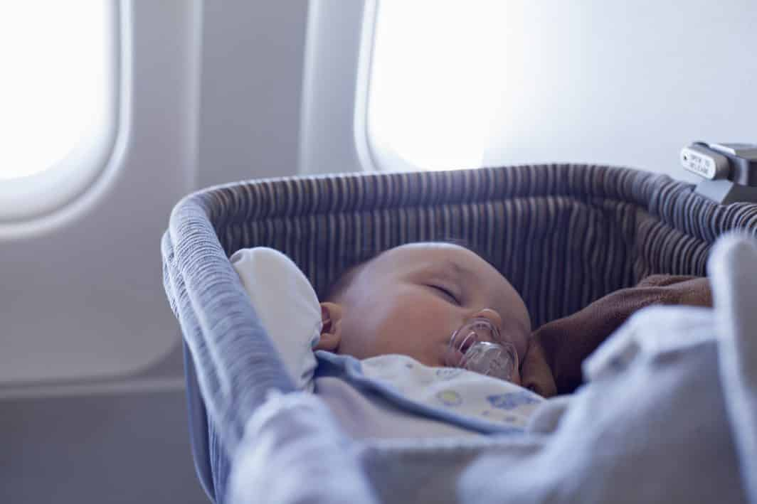 4 Tips to Help Baby Sleep While Traveling | Baby Chick