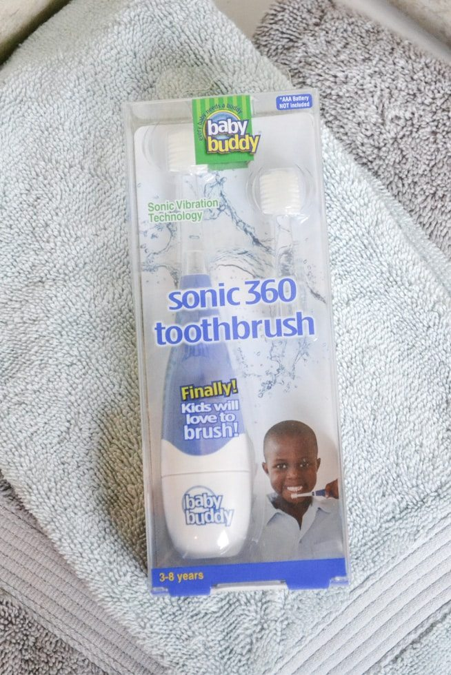 getting your kids to want to brush their teeth