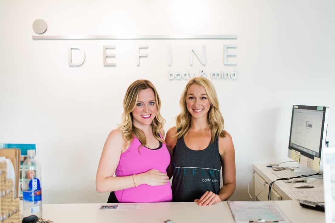 8 Ways to Have a Healthier Pregnancy & Postpartum with DEFINE