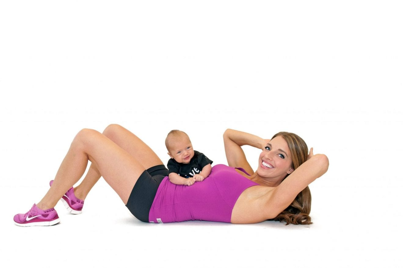 Fitness Tips for New Moms | Baby Chick