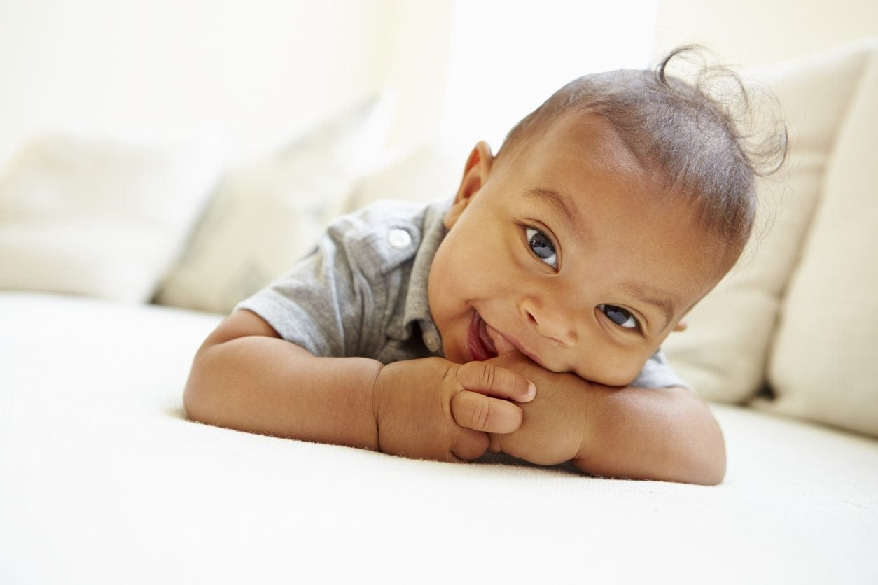 7 Benefits of Tummy Time