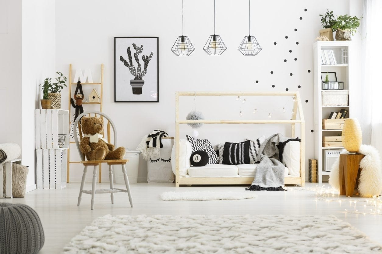 Nursery Styling 101: A Modern Gender-Neutral Room | Baby Chick