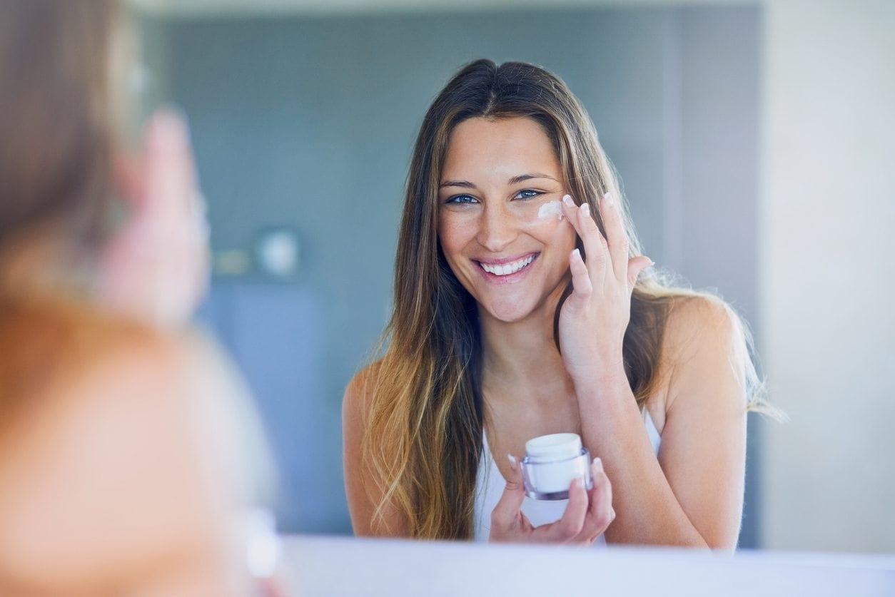 Anti-aging Skin Care for Moms