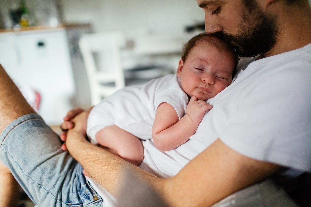 5 Creative Ways to Get Dad Involved in Baby Care