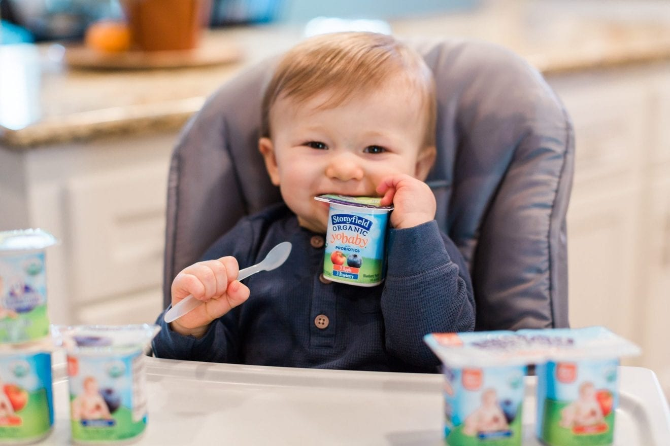 The 411 on Probiotics for Baby
