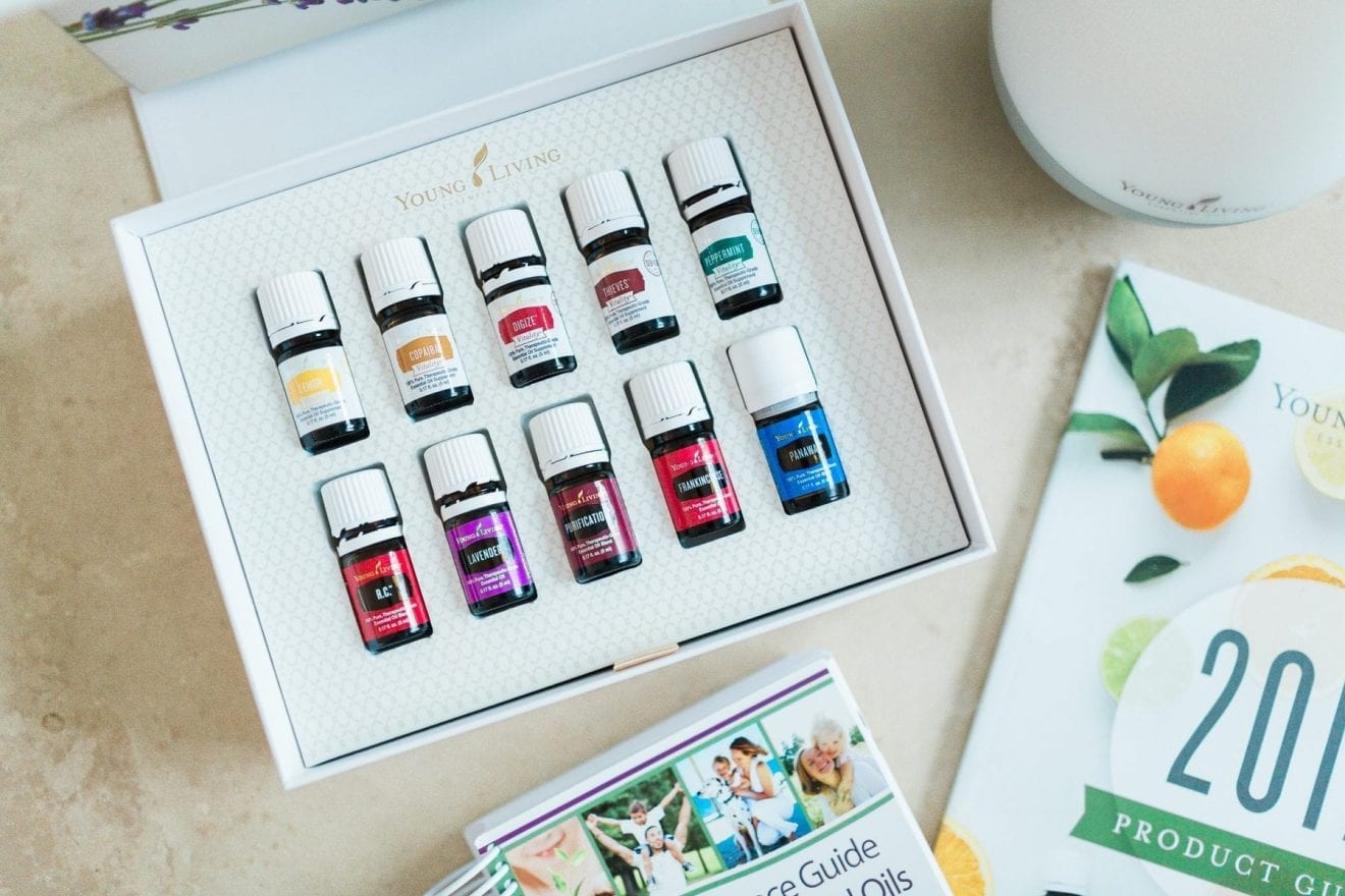 Top 5 Essential Oils for the First Trimester