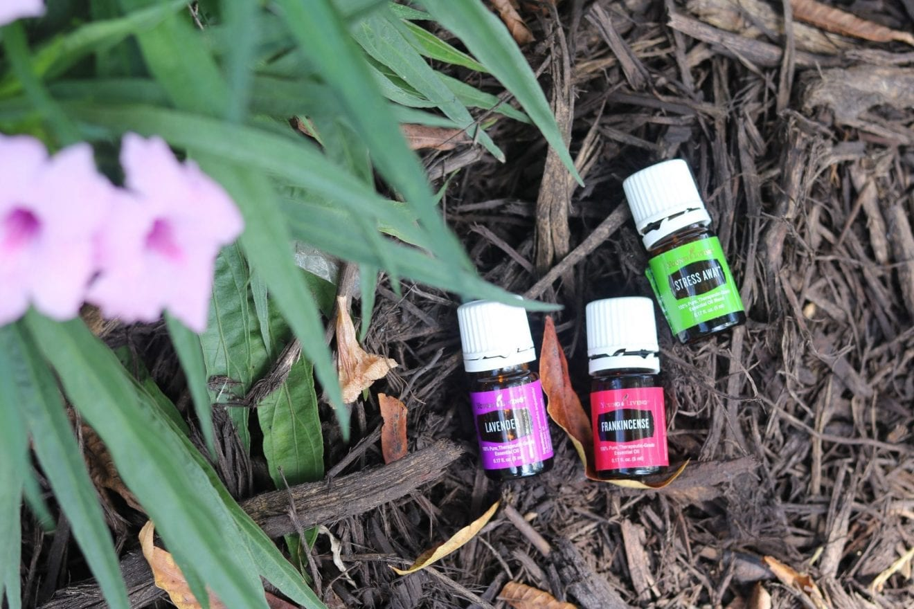 5 Essential Oils to Positively Influence Your Child's Behavior