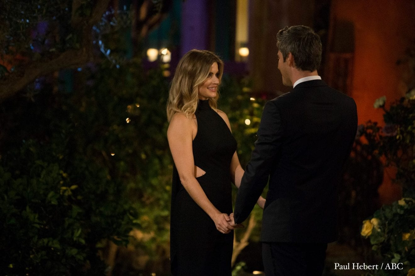 The Bachelor Gives Single Mom First Impression Rose | Chelsea Roy | ABC