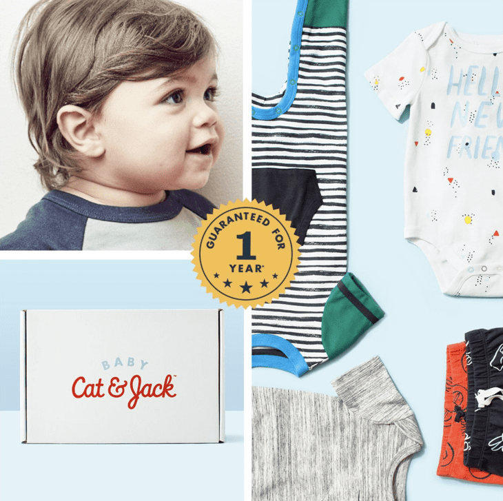 Target Has a NEW Subscription Box for Baby Clothes?! YES PLEASE!! | Baby Chick