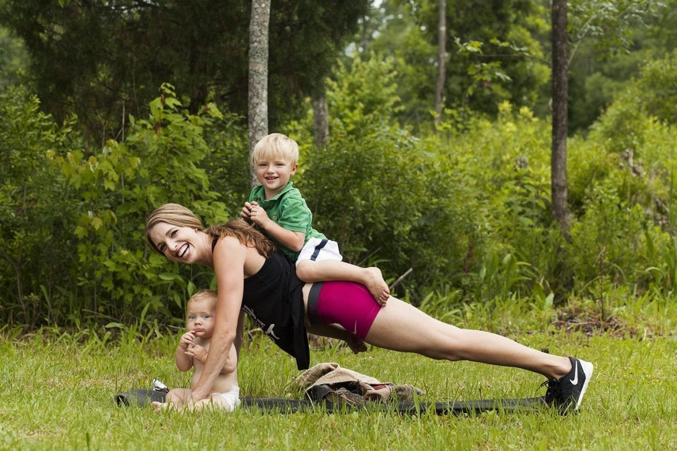 Postpartum Workout Basics | Baby Chick
