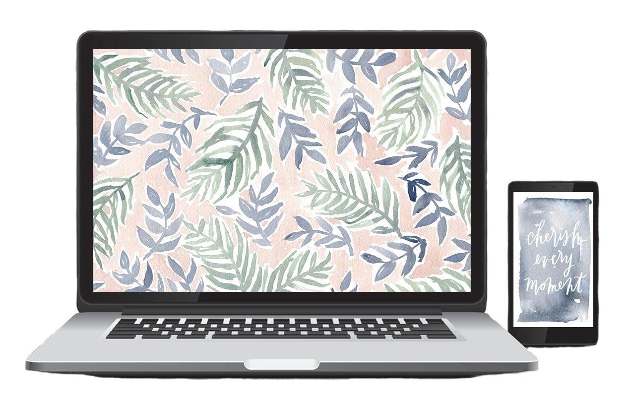 April Desktop + Mobile Wallpaper Download