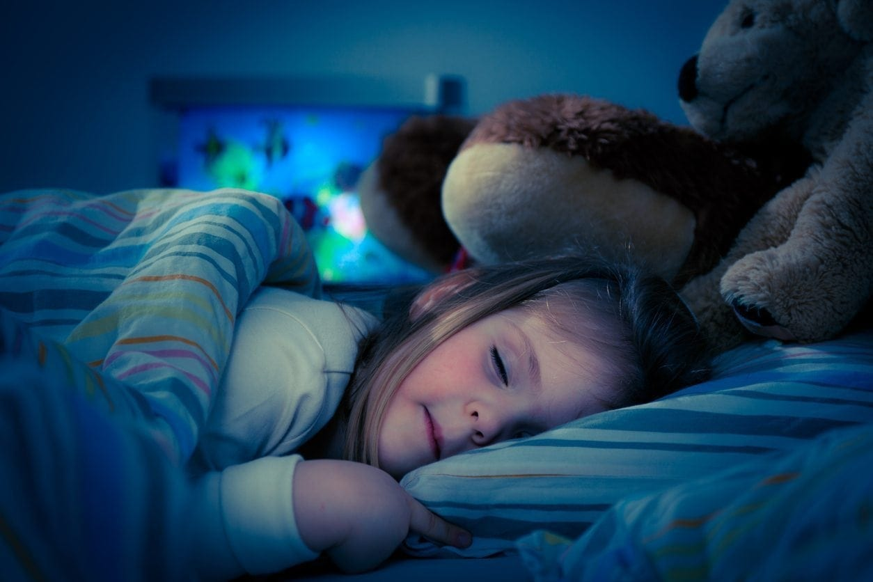 How to Comfort Your Child During Night Terrors | Baby Chick
