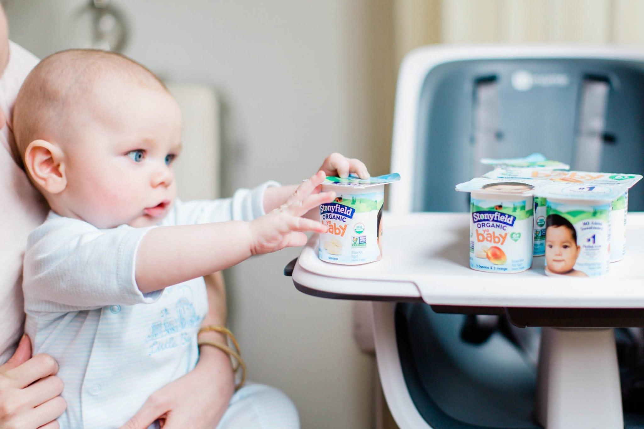 Finally a Tasty LOW SUGAR Yogurt for Babies & Kids