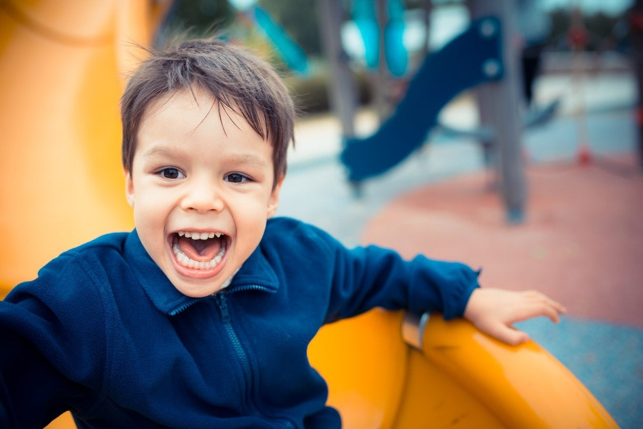 6 Benefits of Playtime at the Park | Baby Chick