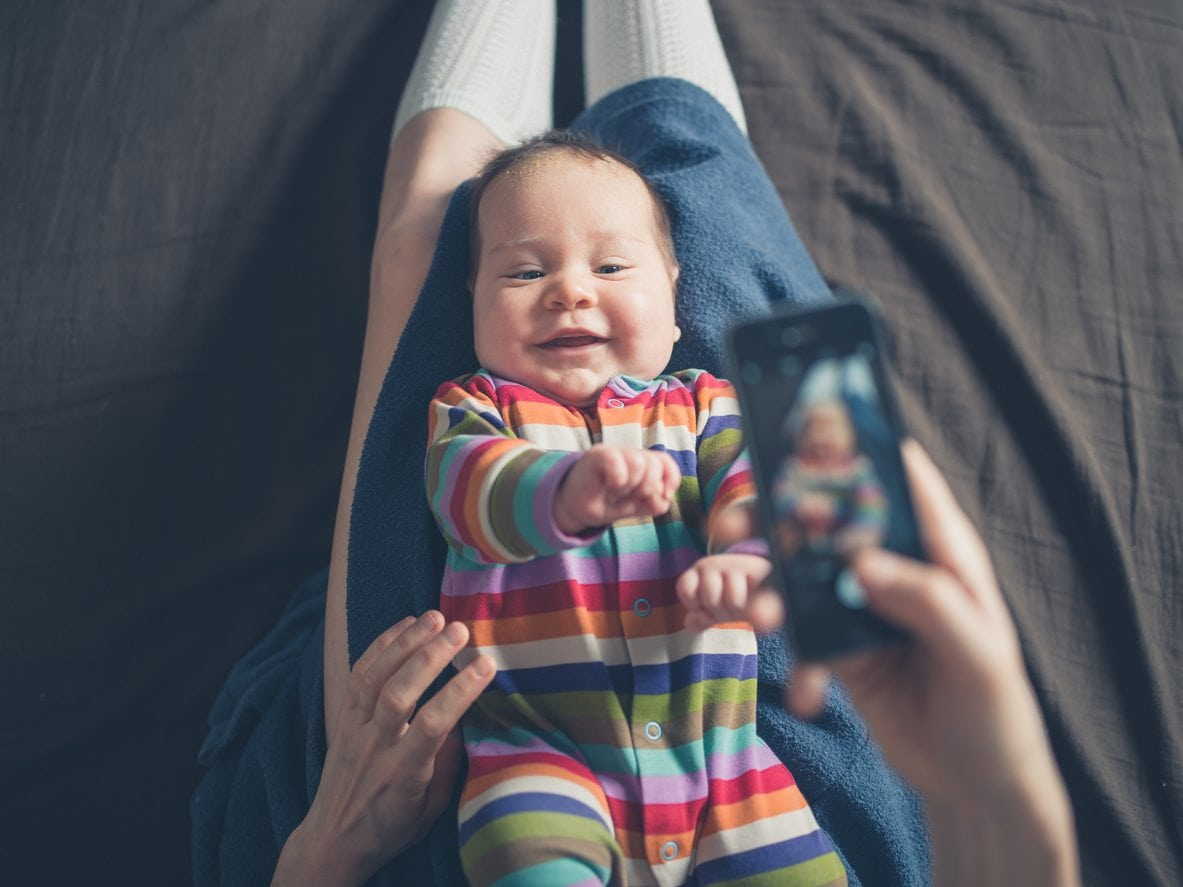 A New Parent's Guide to Social Media | Baby Chick