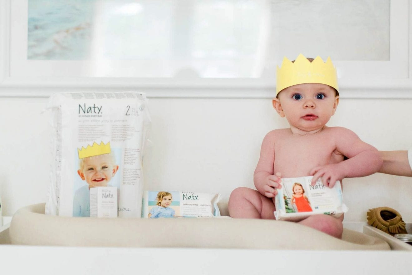 Natural diapers that actually work! | Baby Chick