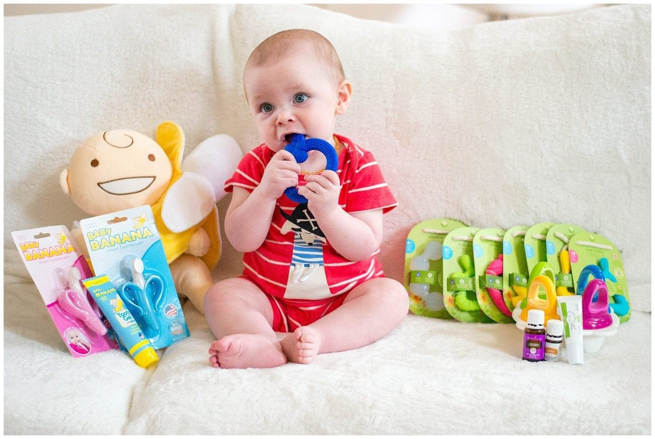 Best Products for Teething Babies | Baby Chick