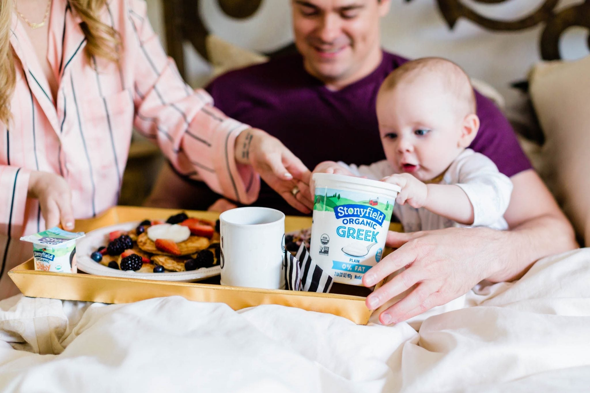 Breakfast in Bed Recipes for Father's Day   Baby Chick